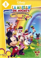 """Mickey Mouse Clubhouse"" - French Movie Cover (xs thumbnail)"