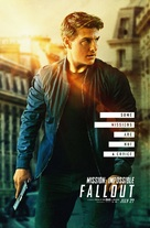Mission: Impossible - Fallout - Movie Poster (xs thumbnail)