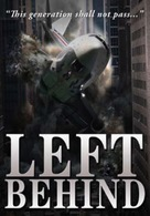 Left Behind - DVD cover (xs thumbnail)