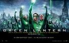 Green Lantern - Video release movie poster (xs thumbnail)