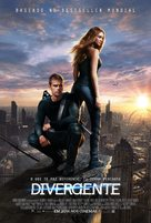 Divergent - Brazilian Movie Poster (xs thumbnail)