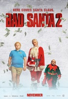 Bad Santa 2 - Canadian Movie Poster (xs thumbnail)