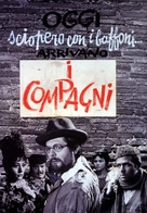 I Compagni - Italian Movie Cover (xs thumbnail)