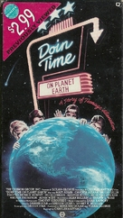 Doin' Time on Planet Earth - VHS movie cover (xs thumbnail)