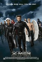 X-Men: The Last Stand - Theatrical poster (xs thumbnail)