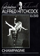 Champagne - French DVD movie cover (xs thumbnail)