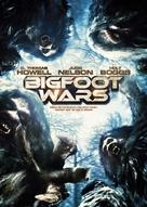 Bigfoot Wars - Movie Poster (xs thumbnail)