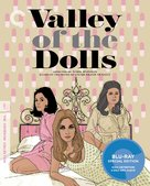 Valley of the Dolls - Blu-Ray movie cover (xs thumbnail)
