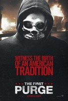 The First Purge - Movie Poster (xs thumbnail)