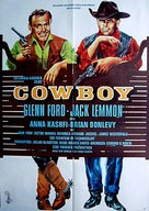 Cowboy - German Movie Poster (xs thumbnail)