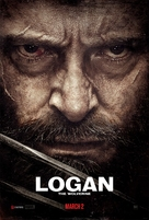 Logan - Lebanese Movie Poster (xs thumbnail)