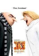 Despicable Me 3 - Bosnian Movie Poster (xs thumbnail)