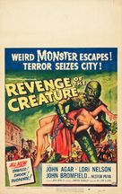Revenge of the Creature - poster (xs thumbnail)
