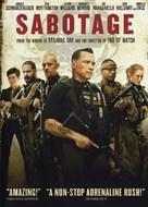 Sabotage - DVD movie cover (xs thumbnail)