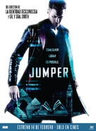 Jumper - Argentinian Movie Poster (xs thumbnail)