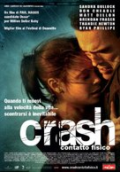 """Crash"" - Italian Movie Poster (xs thumbnail)"