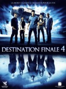 The Final Destination - French Movie Cover (xs thumbnail)