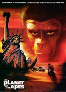 Planet of the Apes - DVD cover (xs thumbnail)