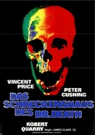 Madhouse - German Movie Poster (xs thumbnail)