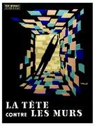 Tête contre les murs, La - French Movie Poster (xs thumbnail)