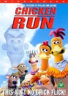 Chicken Run - British DVD cover (xs thumbnail)