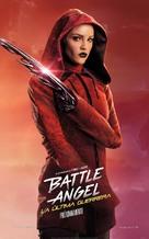 Alita: Battle Angel - Mexican Movie Poster (xs thumbnail)
