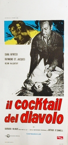 If He Hollers, Let Him Go! - Italian Movie Poster (xs thumbnail)