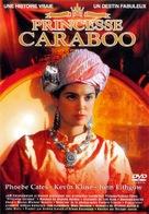 Princess Caraboo - French DVD cover (xs thumbnail)