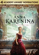 Anna Karenina - Canadian DVD movie cover (xs thumbnail)