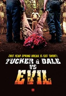 Tucker and Dale vs Evil - Movie Poster (xs thumbnail)