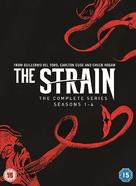 """The Strain"" - British Movie Cover (xs thumbnail)"