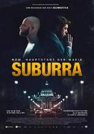 Suburra - Swiss Movie Poster (xs thumbnail)