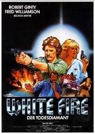 Vivre pour survivre - German Movie Poster (xs thumbnail)