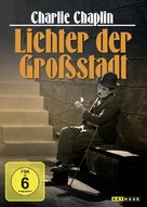 City Lights - German Movie Cover (xs thumbnail)