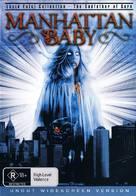 Manhattan Baby - Australian DVD cover (xs thumbnail)
