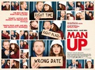 Man Up - British Movie Poster (xs thumbnail)