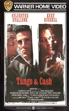 Tango And Cash - Finnish VHS movie cover (xs thumbnail)