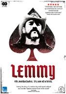 Lemmy - Danish Movie Cover (xs thumbnail)
