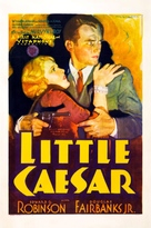 Little Caesar - Theatrical poster (xs thumbnail)