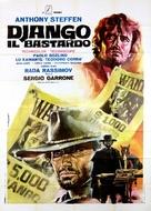 Django il bastardo - Italian Movie Poster (xs thumbnail)