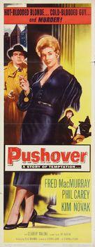 Pushover - Movie Poster (xs thumbnail)
