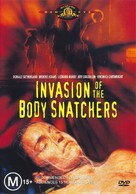 Invasion of the Body Snatchers - Australian Movie Cover (xs thumbnail)