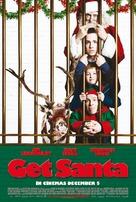 Get Santa - British Movie Poster (xs thumbnail)