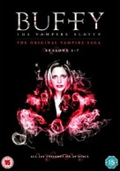 """Buffy the Vampire Slayer"" - British DVD movie cover (xs thumbnail)"