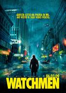 Watchmen - Italian Movie Poster (xs thumbnail)