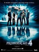 The Final Destination - Brazilian Movie Poster (xs thumbnail)