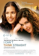 I Can't Think Straight - British Movie Poster (xs thumbnail)