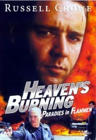 Heaven's Burning - German Movie Cover (xs thumbnail)