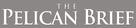 The Pelican Brief - Logo (xs thumbnail)