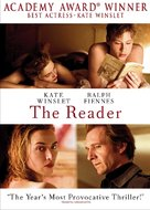 The Reader - DVD movie cover (xs thumbnail)